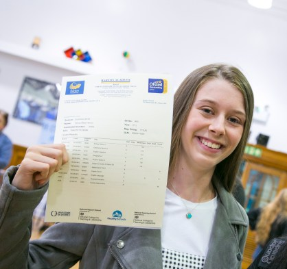 A levels Results 2018-169