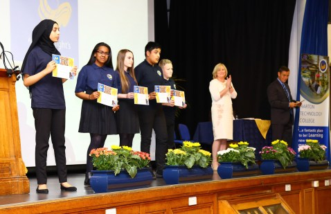 Year 9-10 Awards Evening 2017 -018