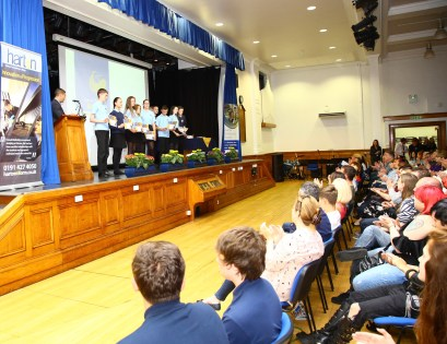 Year 9-10 Awards Evening 2017 -042