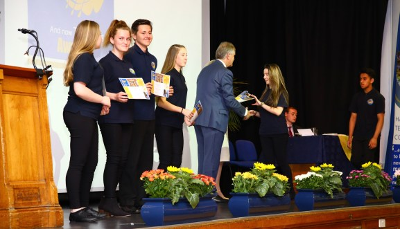 Year 9-10 Awards Evening 2017 -056