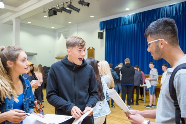 GCSE Results Day 2017 - -13