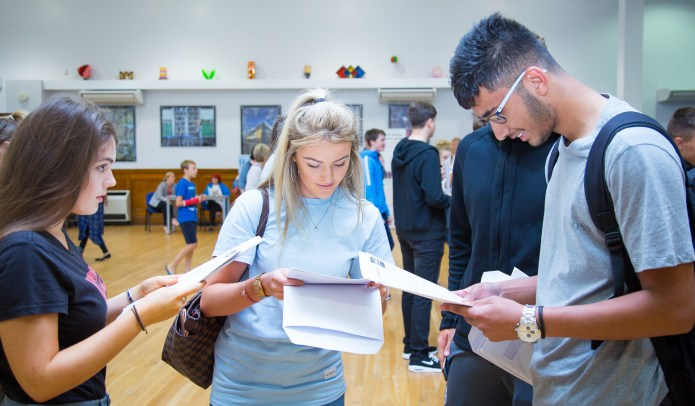 GCSE Results Day 2017 - -17