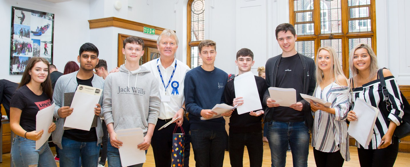 GCSE Results Day 2017 - -41