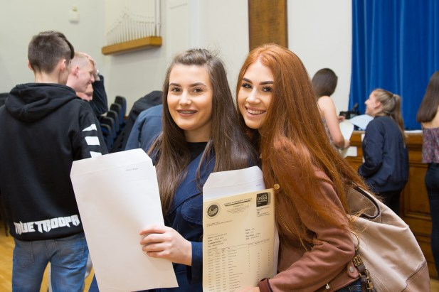 GCSE Results Day 2017 - -51