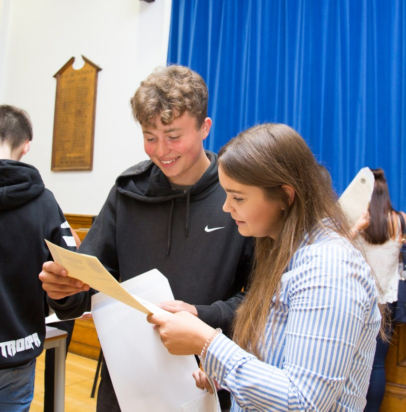 GCSE Results Day 2017 - -54