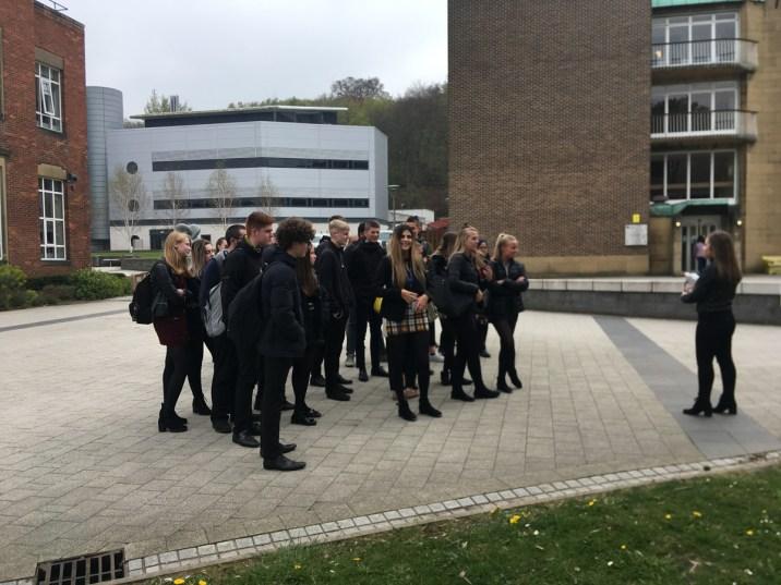 Durham University visit - April 2019 -2