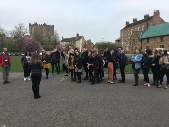 Durham University visit - April 2019 -4