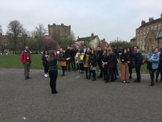 Durham University visit - April 2019 -6