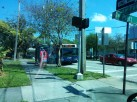 #1008 on Route 19, heading towards Tampa General Hospital. Photo Credit: HARTride 2012. April, 2014.