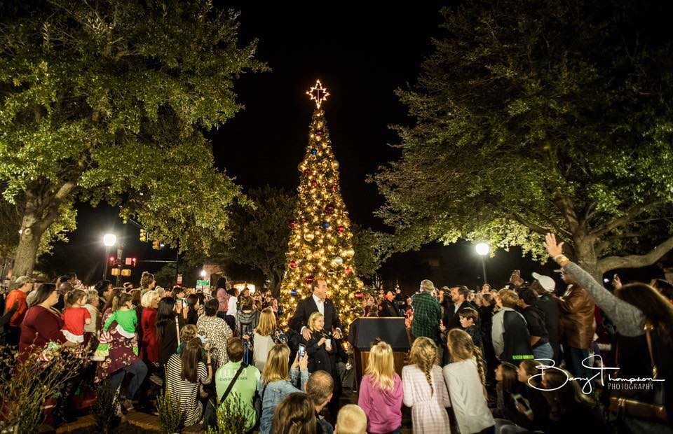 Downtown Holiday Open House & Centennial Tree Lighting
