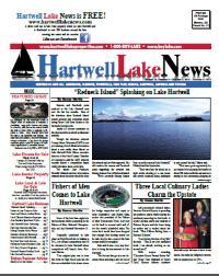 Hartwell Lake News Fall 2014 Edition - Thumbnail