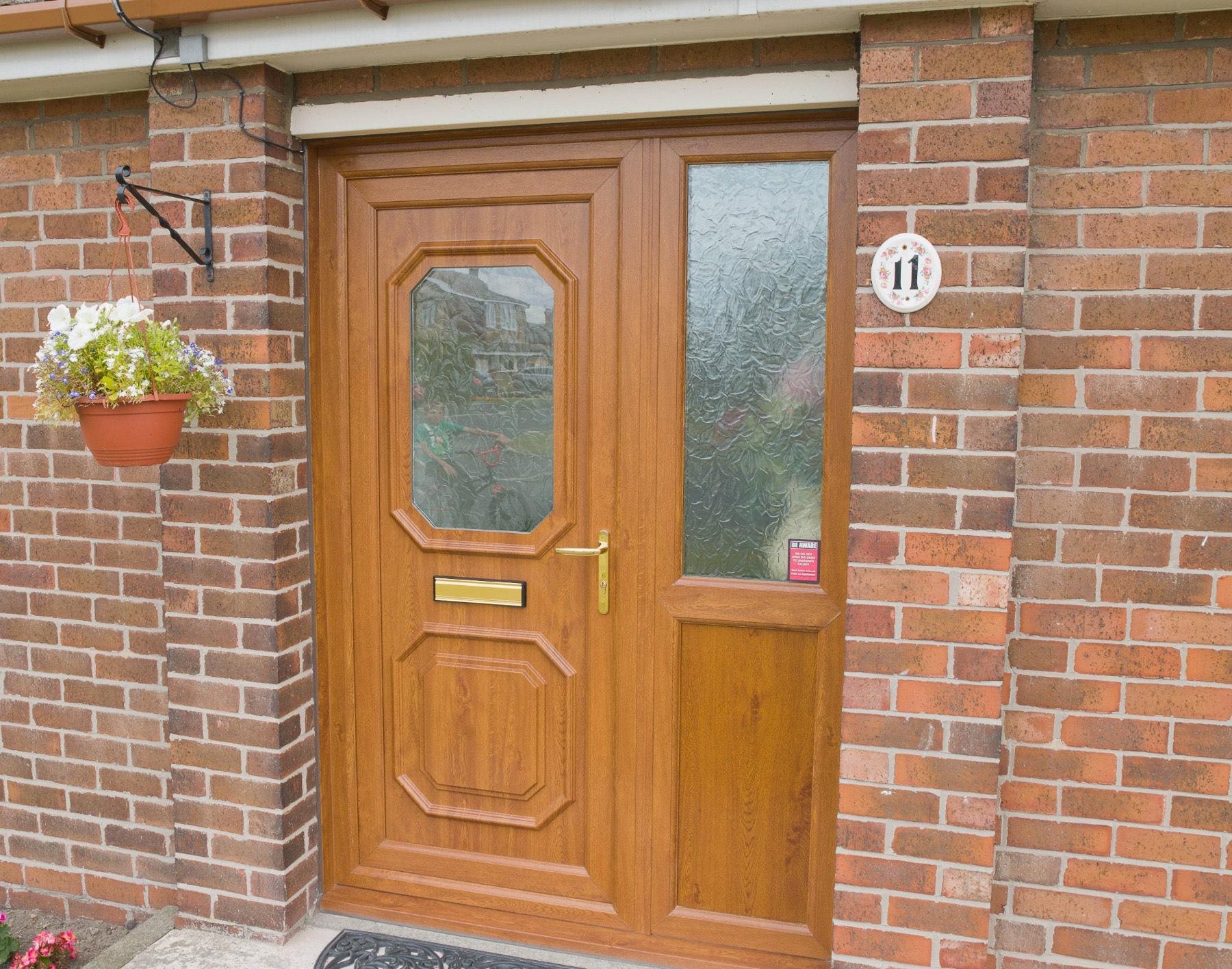 UPVC Front Door Prices, Surrey