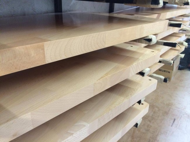 Beech 40mm Thick Elite Stair Treads