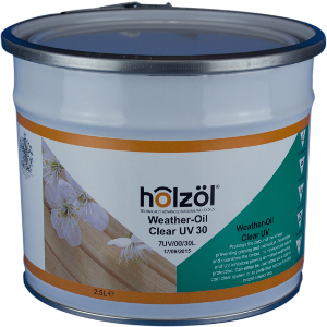 Holzol UV weather Oil