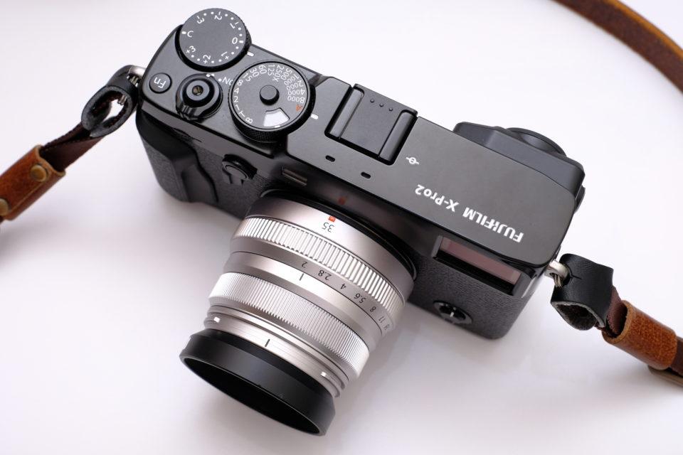 XF35mm F2 R WR X-Pro2 ブログ レビュー フード