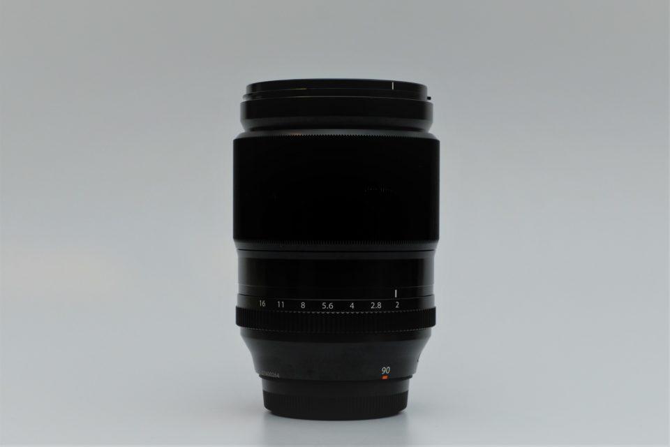 XF90mm F2 R LM WR 外観 写真