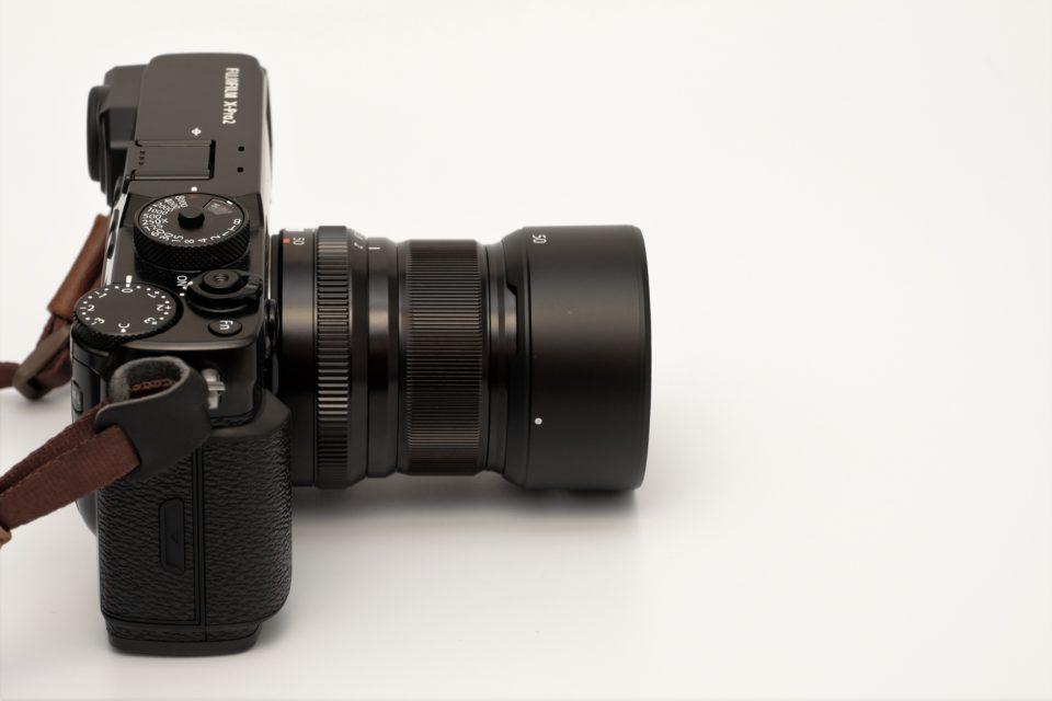 XF50mm F2 R WR X-Pro2