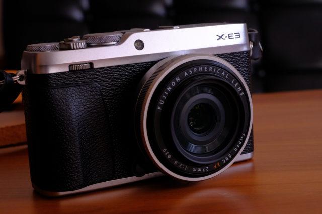 X-E3,XF27mm