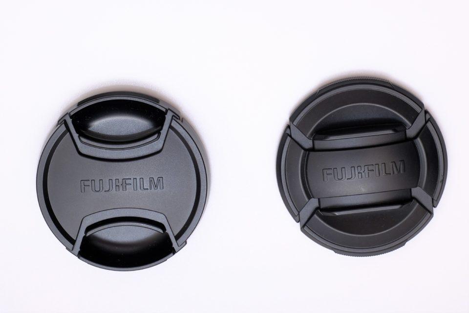 XF35mmF1.4 R レンズキャップ 対策