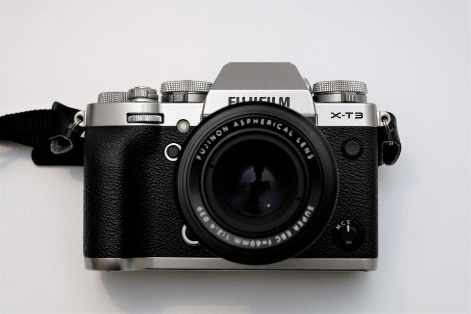 XF60mm フィルターサイズ 39mm