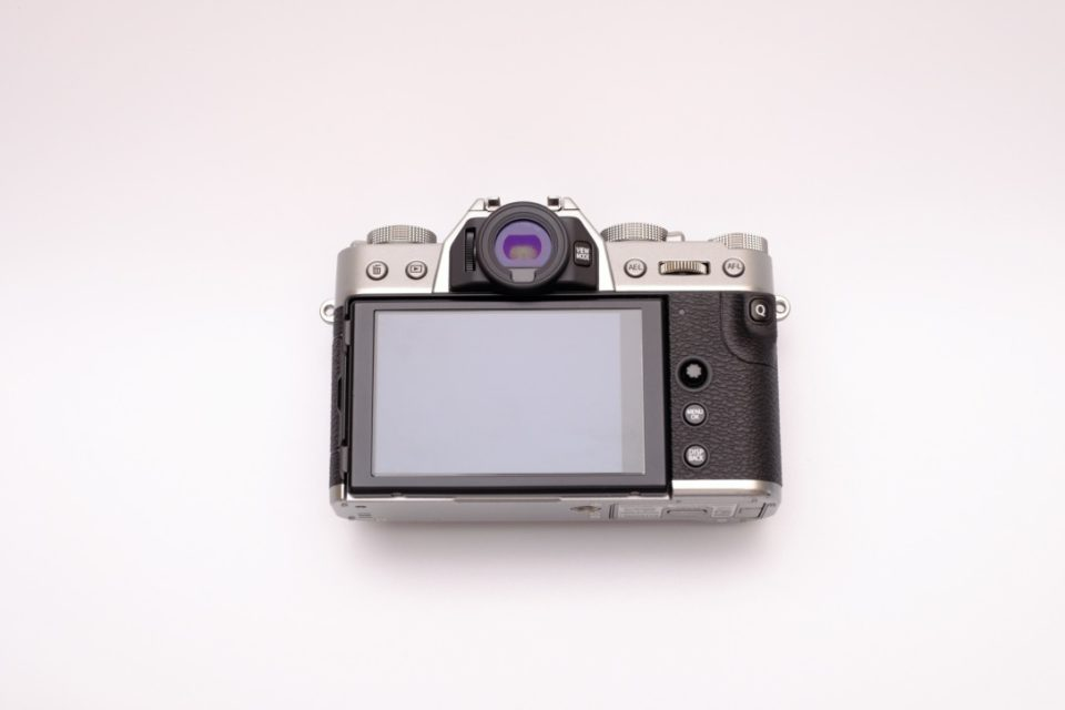 X-T30 外観写真