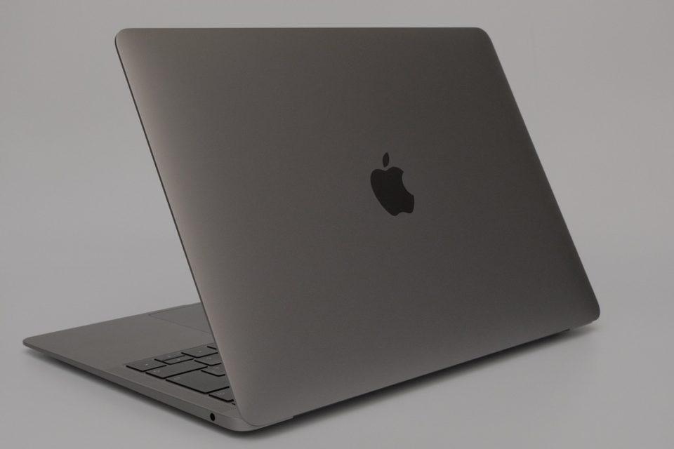 MacBook Air,デザイン,2018,2019,2020,写真