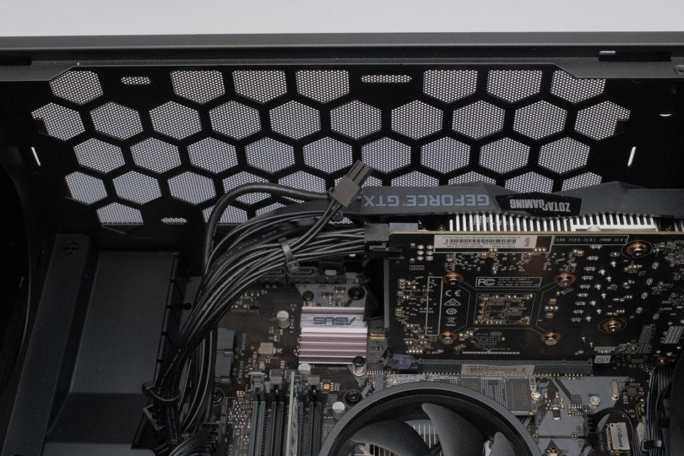 G-Tune PM冷却性,マイクロタワー