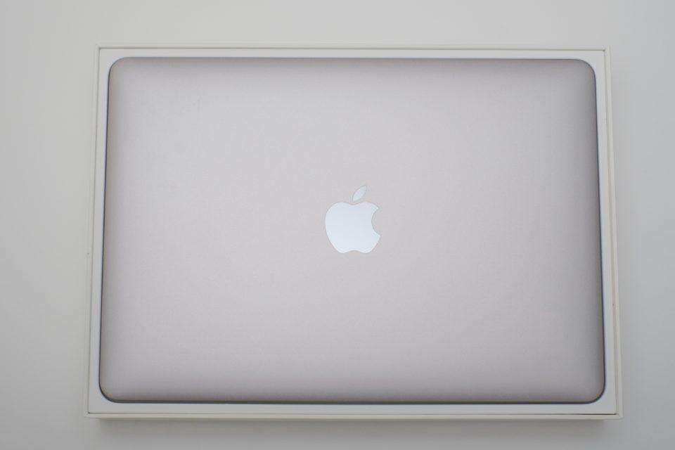 MacBook 12,開封,レビュー