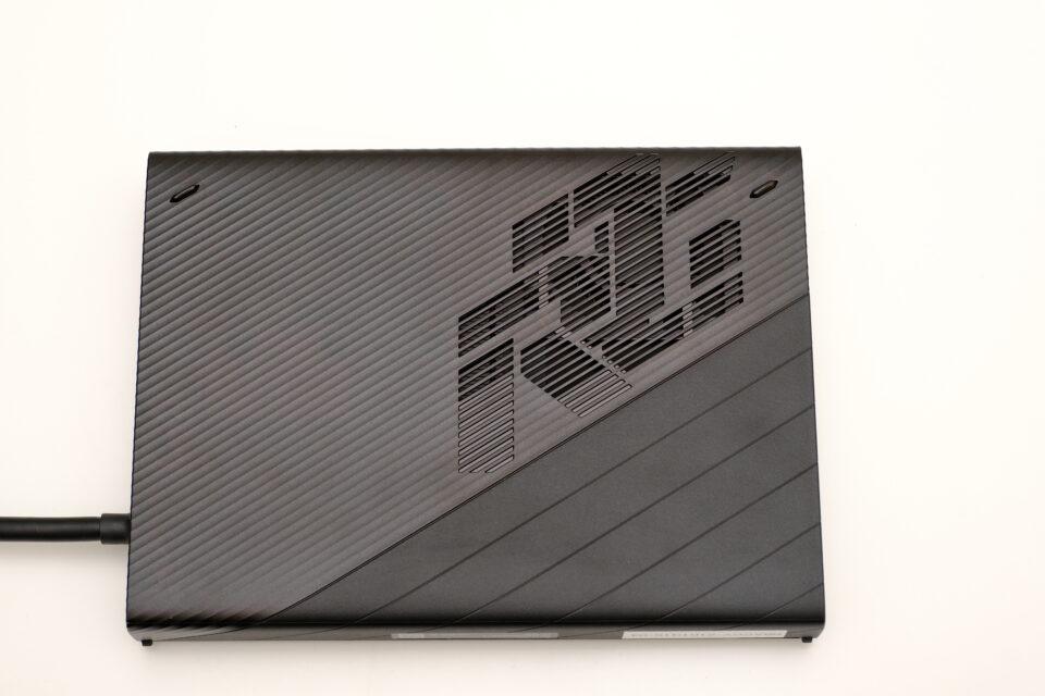 ASUS,ROG Flow X13 GV301QH,GV301QH-R9G1650S32G,レビュー,ブログ,感想,口コミ,ROG XG Mobile GC3