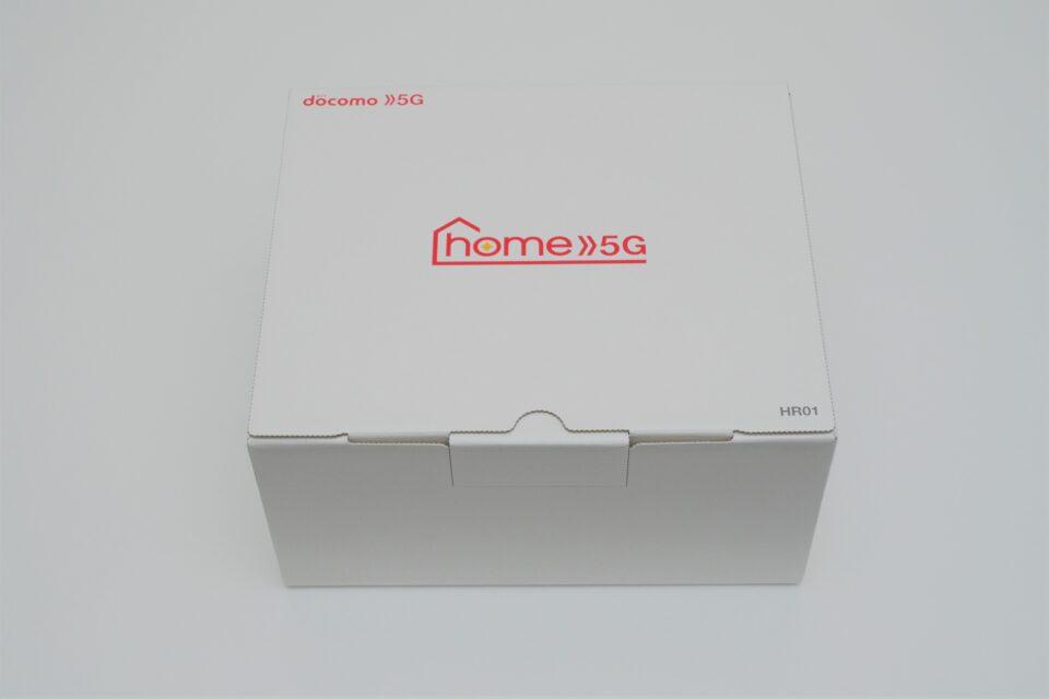 ドコモ,,home 5G,HR01,レビュー,ブログ,実測値,感想,開封