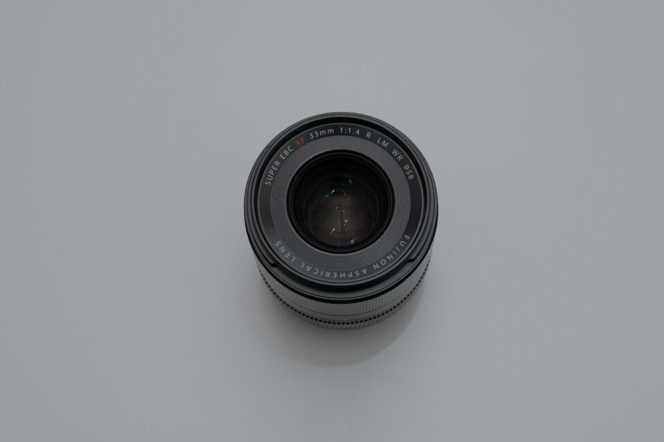 フジノンレンズ ,XF33mm F1.4 R LM WR,xf33f1.4,開封,購入,ブログ,感想,レビュー,比径較,価格,フィルター径