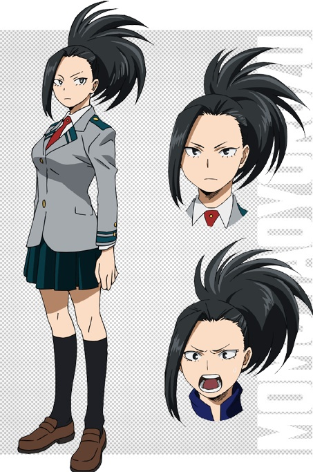 Boku no Hero Academia Character Designs Revealed