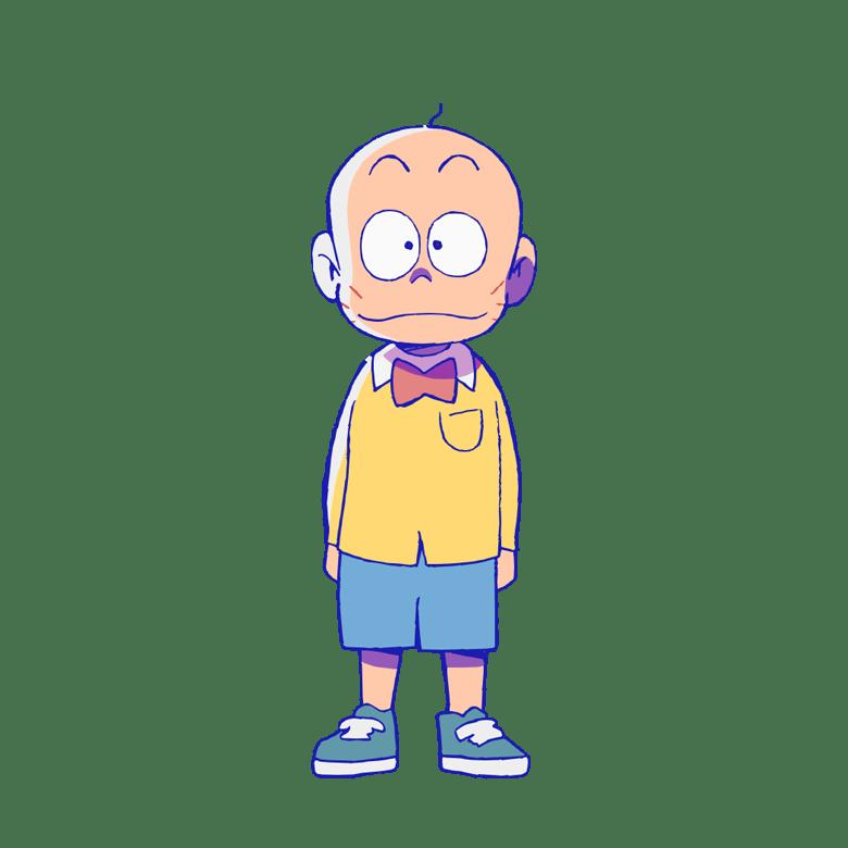 Chibita Character Design
