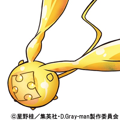 D.Gray-Man Prepares for New 2016 Anime with New Year's Icons 3