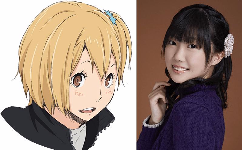 Haikyuu!! Sumire Morohoshi will voice Hitoka Yachi