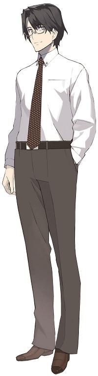 HaruChika Support Cast Character designs Shinjirou Kusakabe