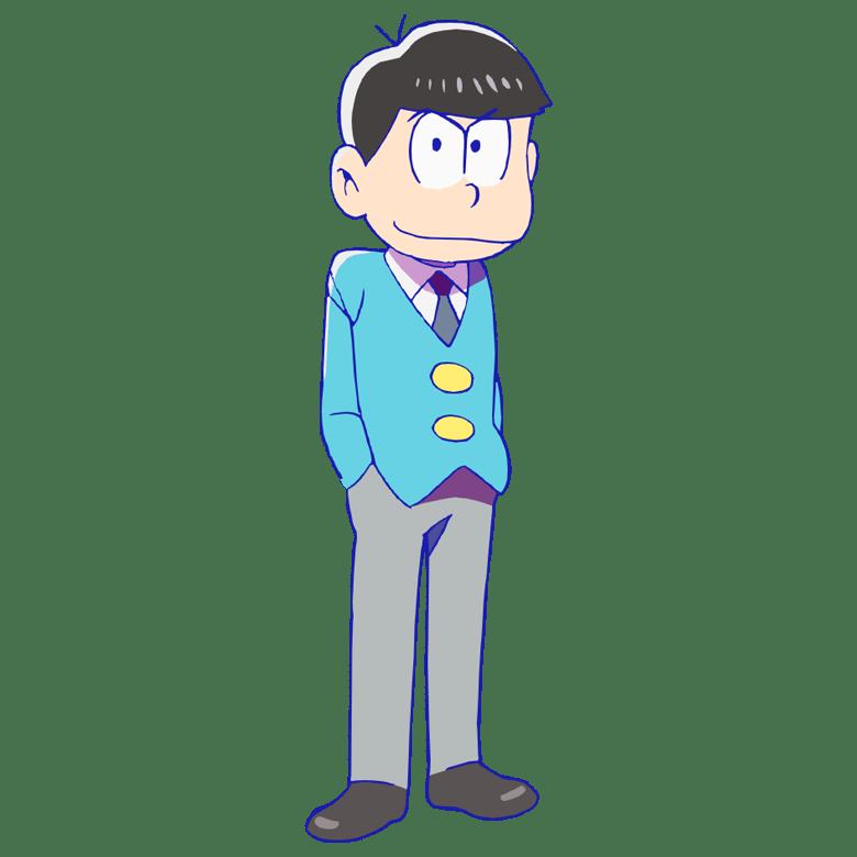 Karamatsu Character Design