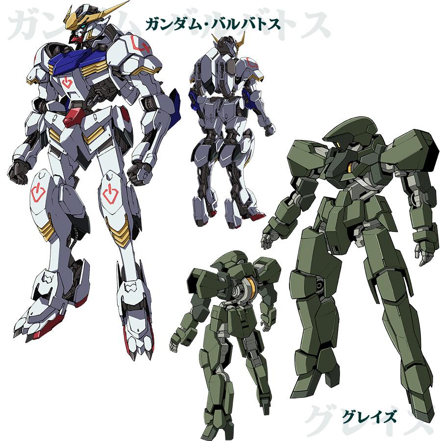 Mobile-Suit-Gundam-Tekketsu-no-Orphans-Mechs-&-Gundam
