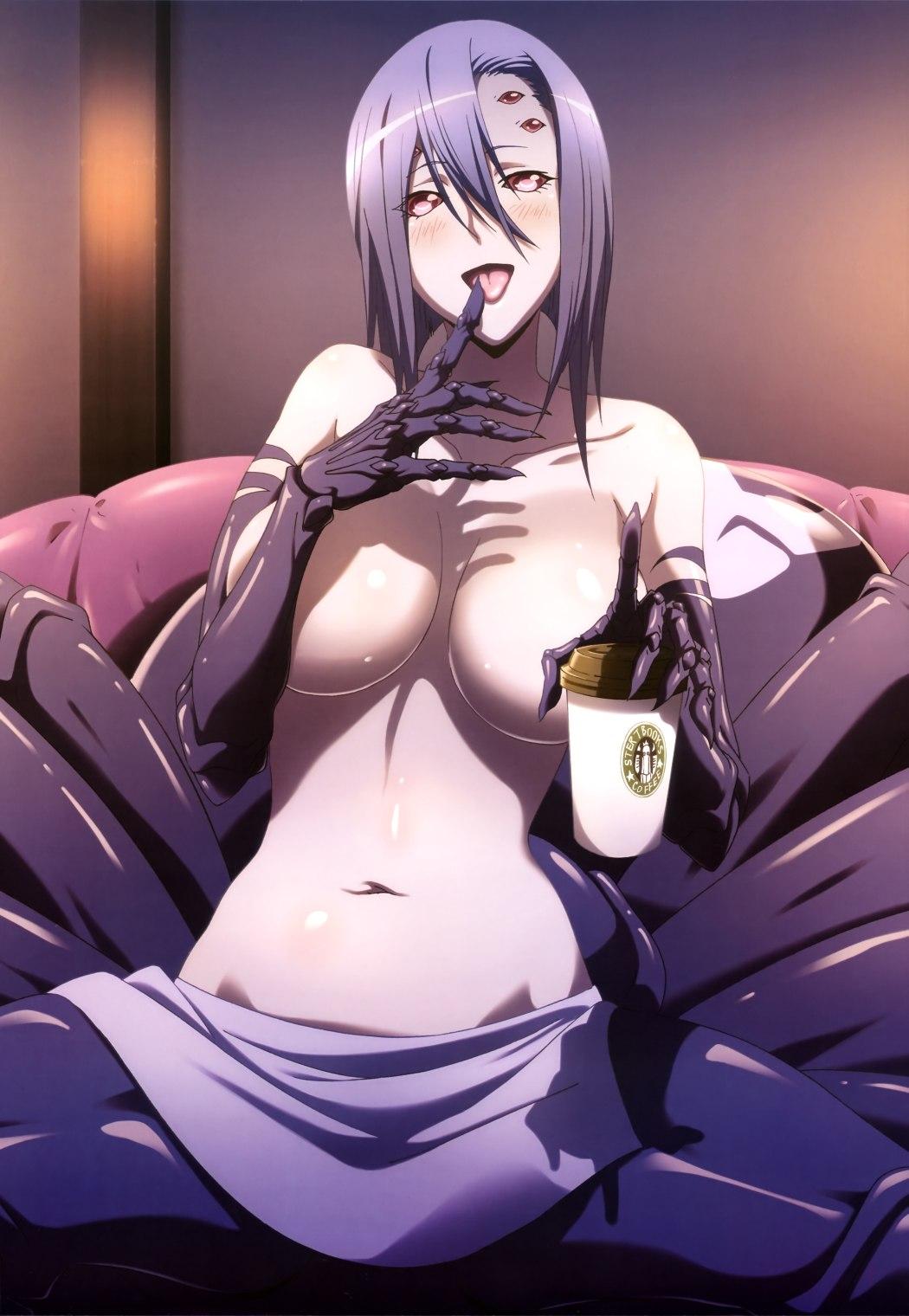 NyanType-Magazine-October-anime-posters-monster musume no iru nichijou