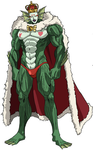 One Punch Man Anime Adds Cast for Sea King and Lord Boros 1