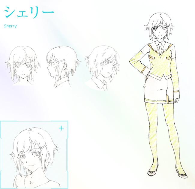 Plastic-Memories_Haruhichan.com-Anime-Character-Design-Sherry