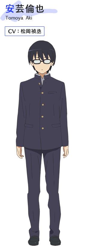 Saenai-Heroine-no-Sodatekata tomoya aki