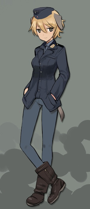 Strike-Witches-502nd-Joint-Fighter-Wing-Waltrud-Krupinski