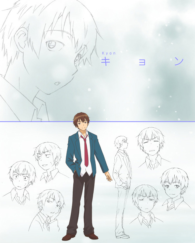 The-Disappearance-of-Nagato-Yuki-Chan_Haruhichan.com-Anime-Character-Design-v2-Kyon