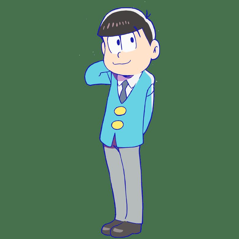 Todomatsu Character Design