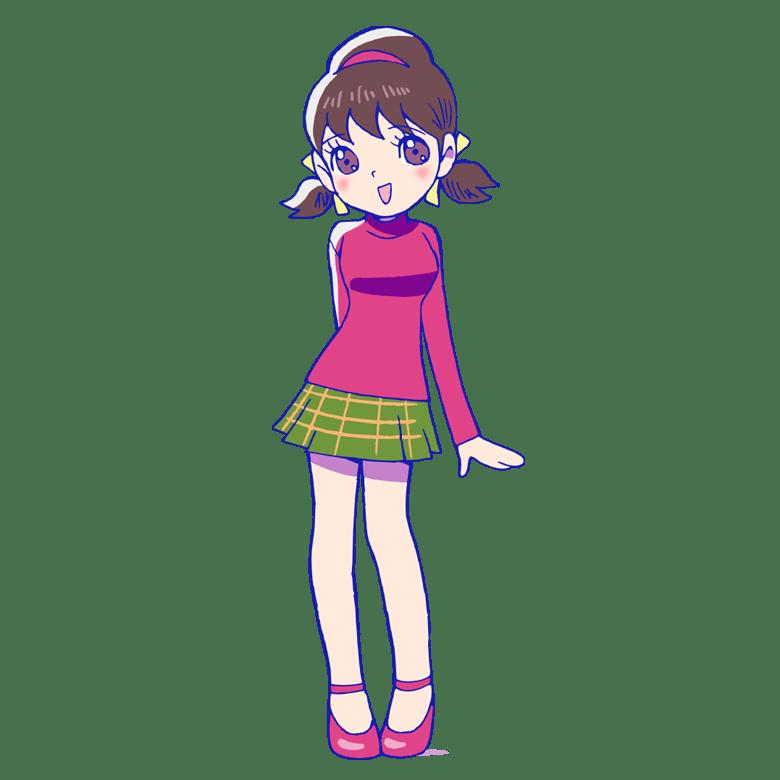 Totoko Character Design