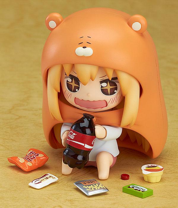 Umaru Teaches You How to Procrastinate in a Moe Fashion Himouto! Umaru-chan anime nendo 006