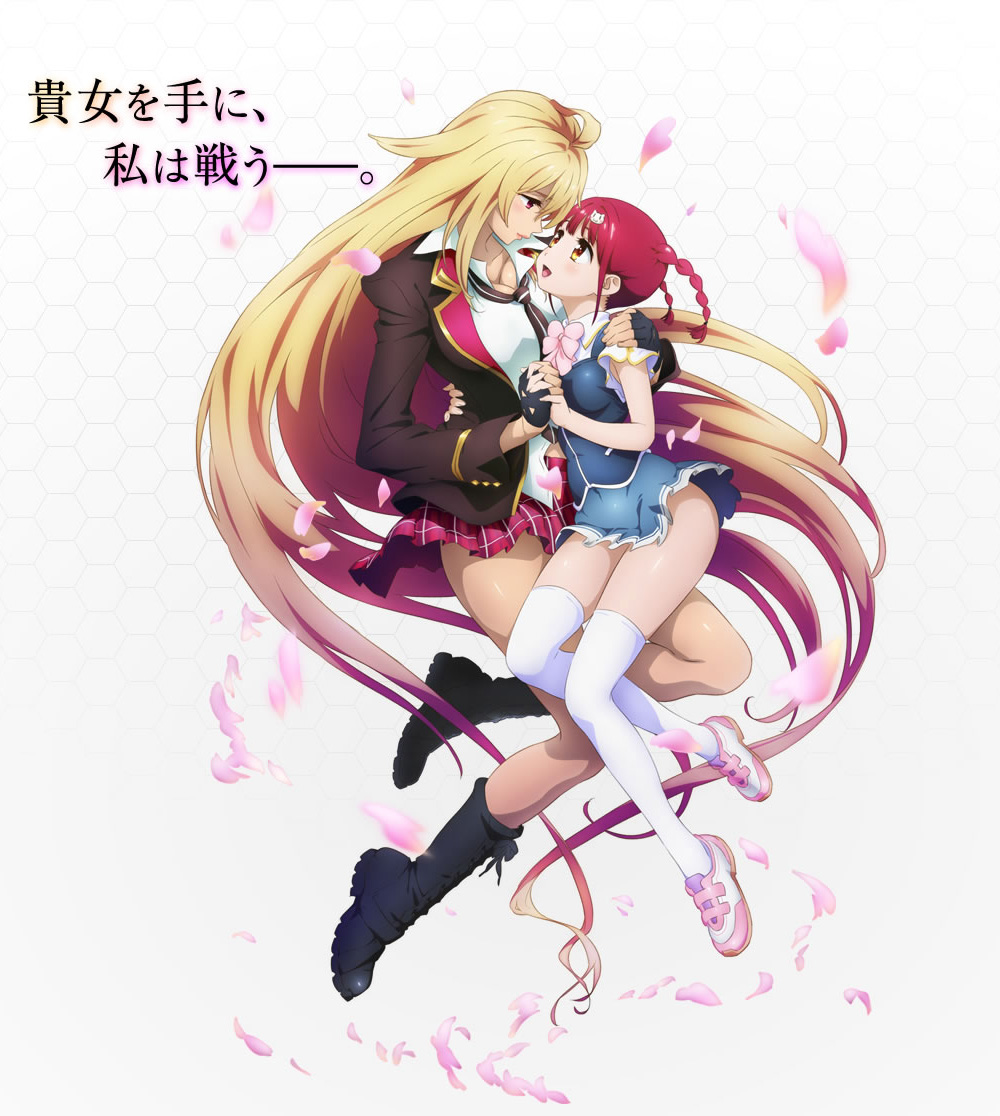 Valkyrie-Drive-Mermaid-Anime-Visual-2
