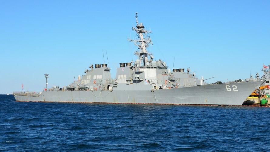 米海軍駆逐艦衝突事故・報道のここが疑問(海上衝突予防の原則)