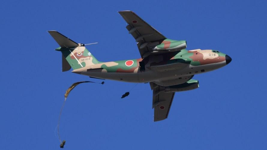 【雑学】空挺降下のパラシュートは3種類存在する